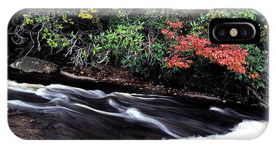 Swallow Falls State Park Phone Cases