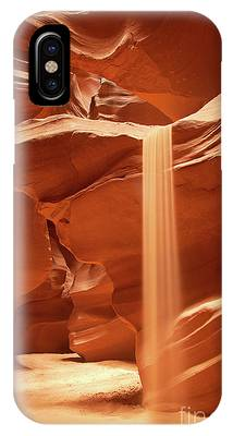 Martin Williams Slot Canyon Phone Cases