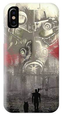 Fallout 4  IPhone Case