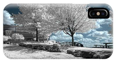 Falls Of The Ohio State Park IPhone Case