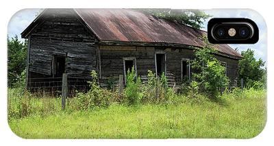 Farmhouse Abandoned IPhone Case