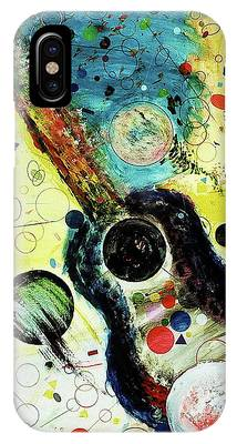 IPhone Case featuring the mixed media Favorites by Michael Lucarelli