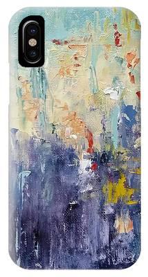 Field Of Dreams IPhone Case by Patti Ferron