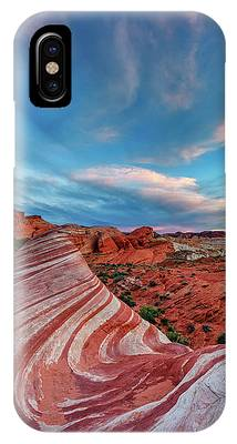 Valley Of Fire Phone Cases