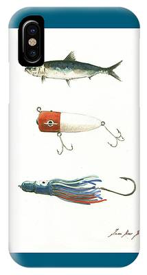 Lure Phone Cases