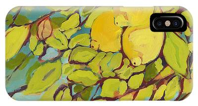 Orchard Paintings iPhone Cases