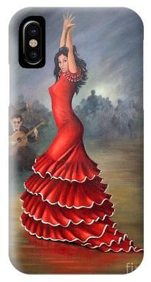 Flamenco Phone Cases