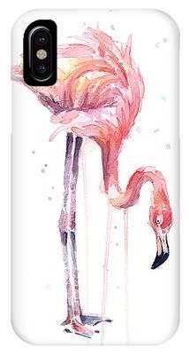 Flamingo Phone Cases