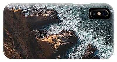 IPhone Case featuring the photograph Flat Rock Point by Andy Konieczny