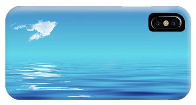 Floating Cloud IPhone Case