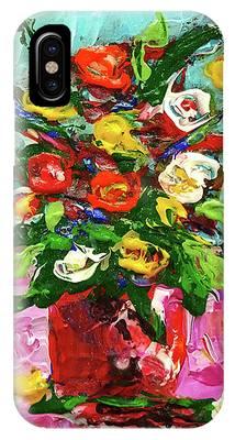 Floral Arrangement IPhone Case