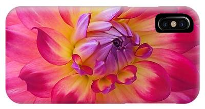 IPhone Case featuring the photograph Floral Fantasia by Patricia Strand