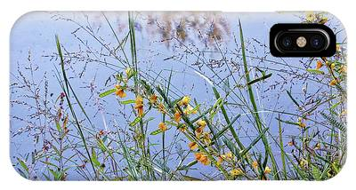 Floral Pond  IPhone Case