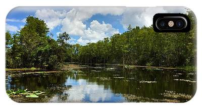 Florida Wetlands IPhone Case