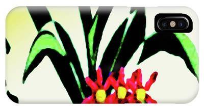 Flower Design #2 IPhone Case