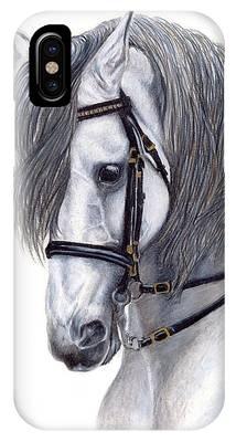 Dressage Horse Phone Cases