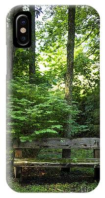 IPhone Case featuring the photograph Forest Environment by Richard J Thompson