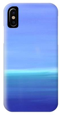 Blue Sky Phone Cases