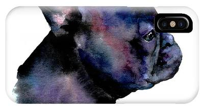 French Bull Dog Phone Cases