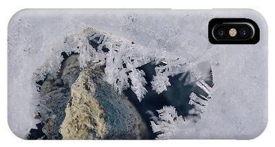Frozen Rock IPhone Case