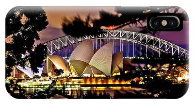 Nsw Photographs iPhone Cases