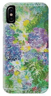 Garden View IPhone Case