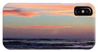 IPhone Case featuring the photograph Gator Sunrise 10.31.15 by LeeAnn Kendall