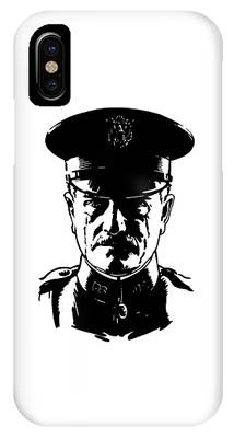 Wwi Digital Art iPhone Cases