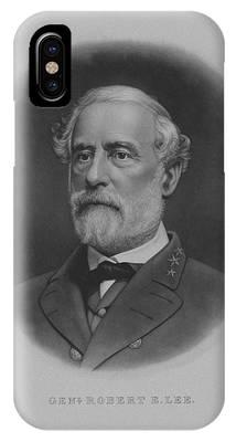 Civil War Generals Phone Cases