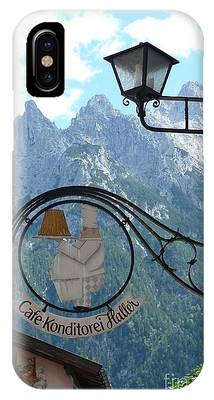 Germany - Cafe Sign IPhone Case