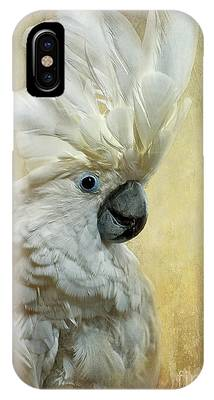 Cockatoo IPhone Cases