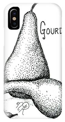 Glorious Gourds IPhone Case
