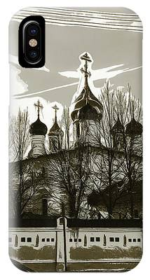 God Works In Mysterious Ways IPhone Case by Michael Goyberg