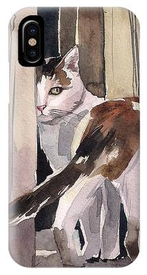 Calico Kitten Phone Cases