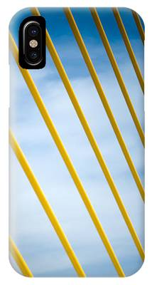 Golden Glow Of Tampa IPhone Case