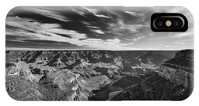 Grand Canyon In Motion IPhone Case