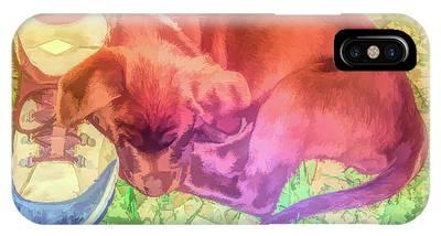 Puppies Phone Cases