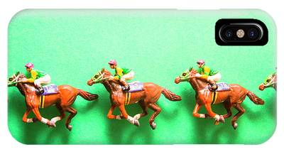 Racehorse Phone Cases