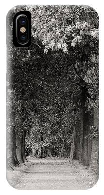 Greeted By Trees IPhone Case