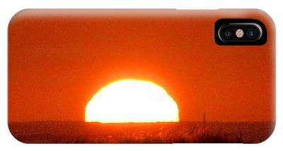 Half Sun IPhone Case