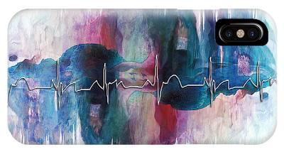 Heartbeat Drama IPhone Case
