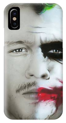 Heath Ledger Phone Cases