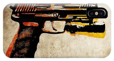Gun Phone Cases