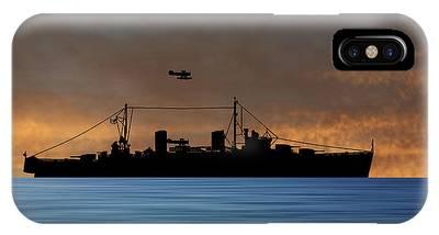 Royal Navy Phone Cases