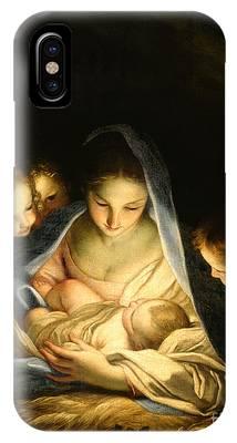 Virgin Mary Phone Cases