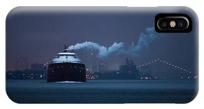 Freighter Phone Cases