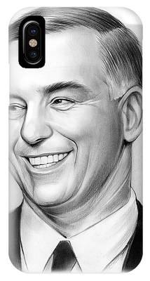 Howard Dean iPhone Cases