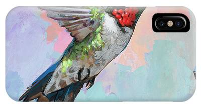 Hummingbird IPhone Cases