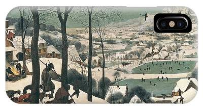 Winter Landscape Phone Cases