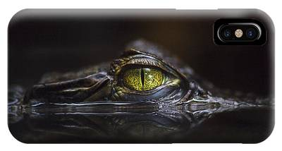 Crocodile Phone Cases